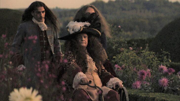 映画レビュー「ルイ14世の死」
